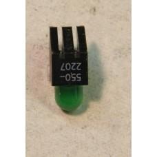 INDICATOR LED DIALIGHT 550-2207.