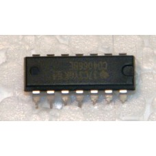 IC - QUAD BILATERAL SWITCH CD4066B