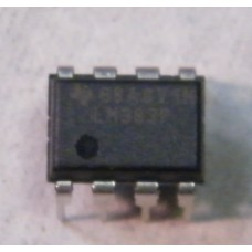 LM393P - DUAL DIFFERENTIAL COMPARATOR.